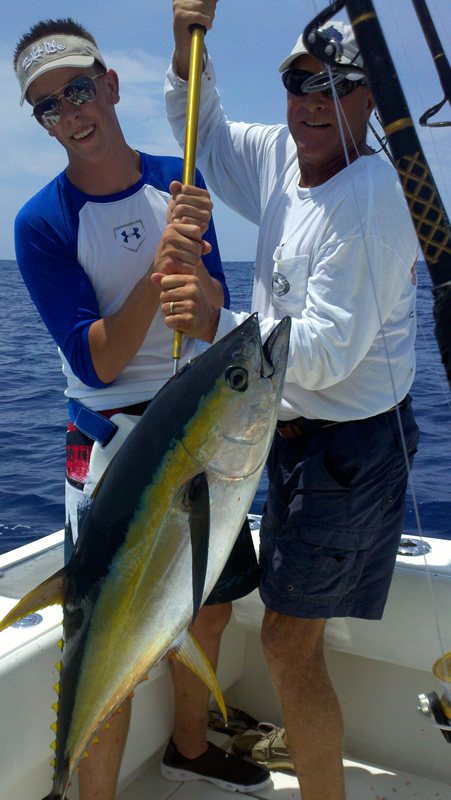 Tuna-fishing
