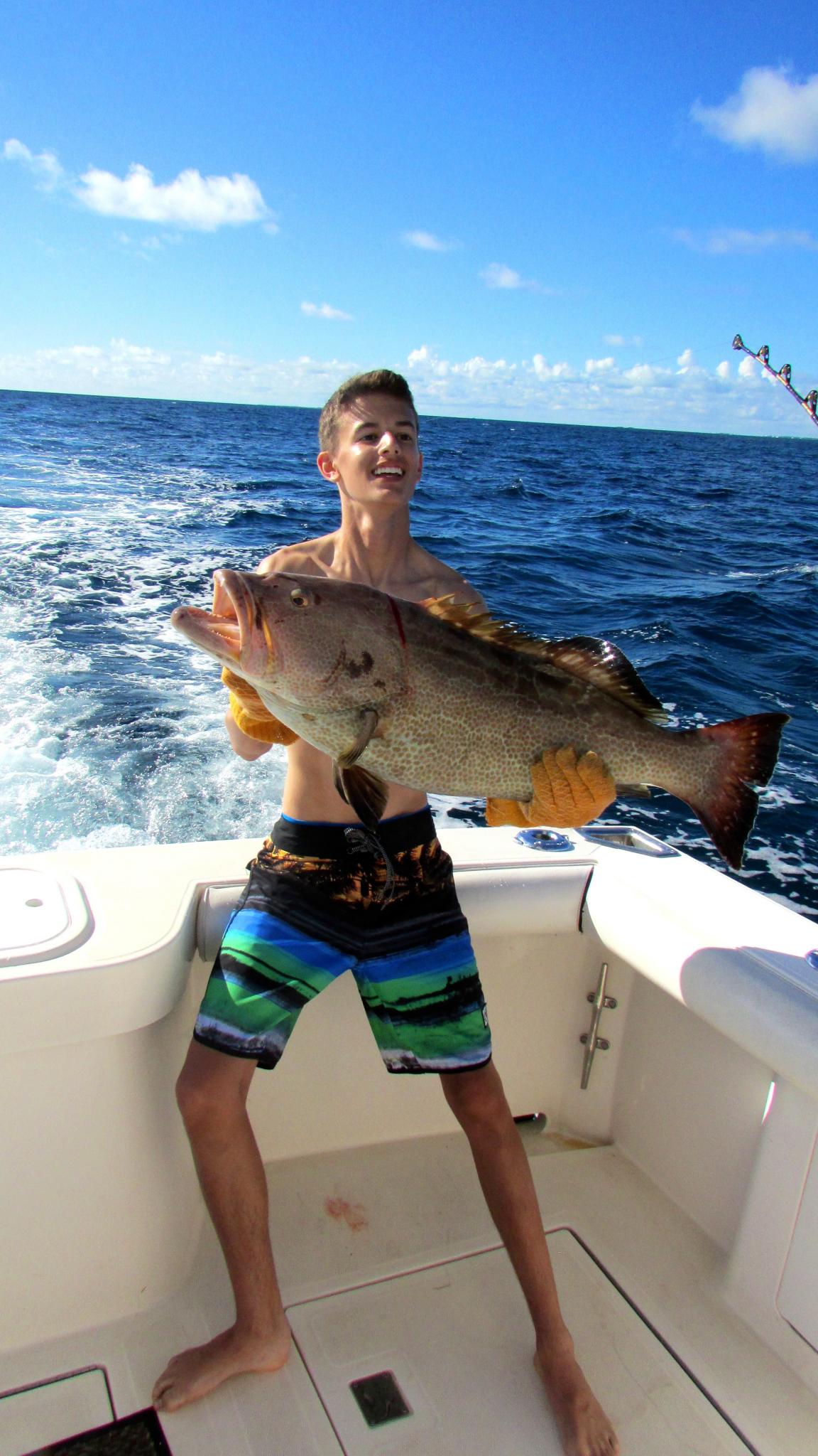 kyle grouper