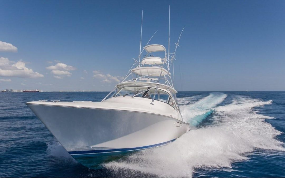 THE BOUNTY SPORTFISHING MACHINE